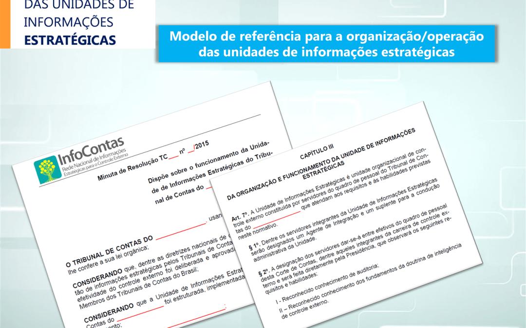 Disponibilização de instrumento normativo